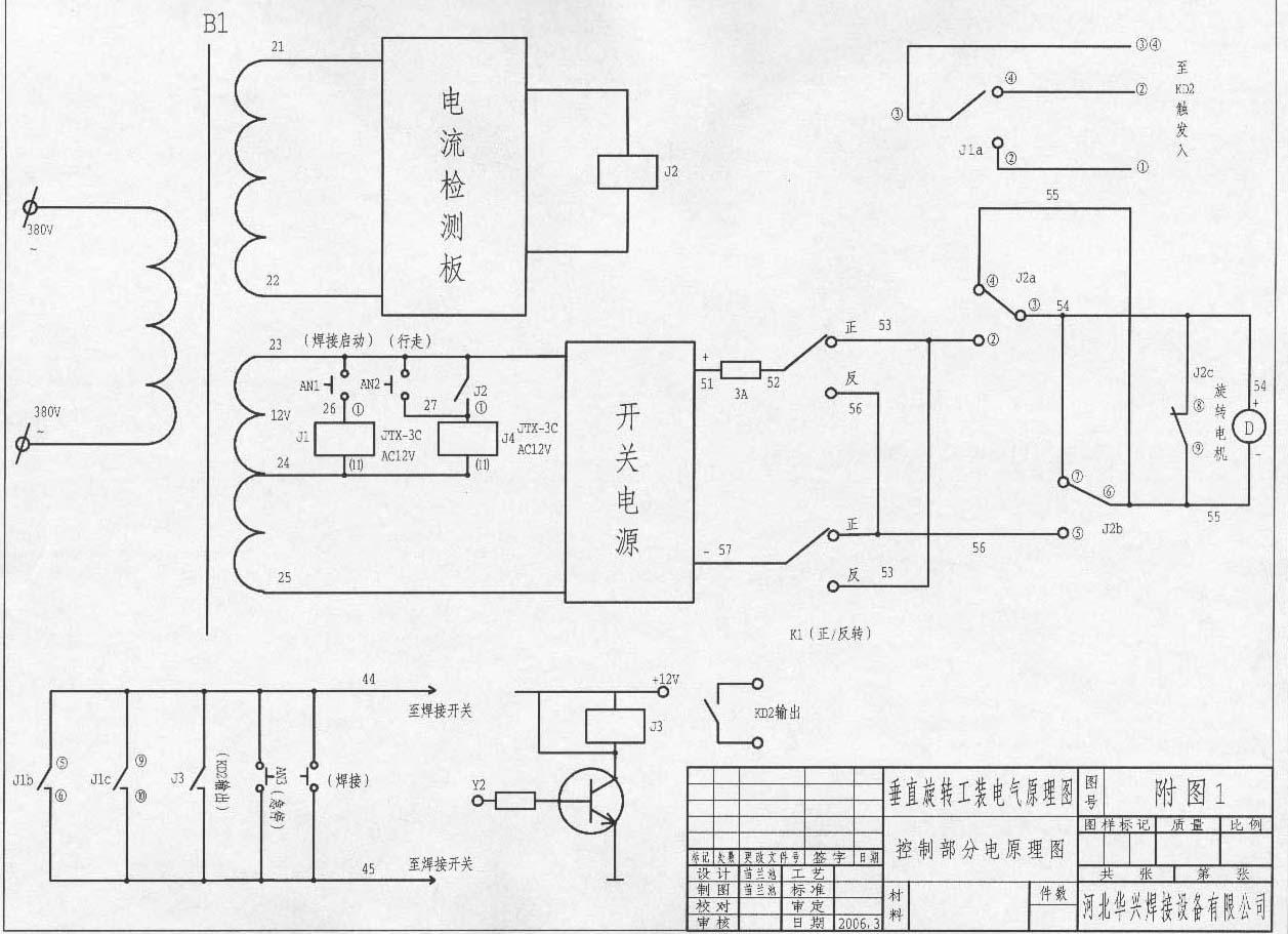 nzc-350r垂直旋转工装使用说明书