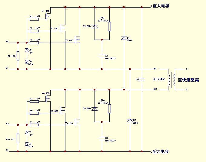电焊机安装图解